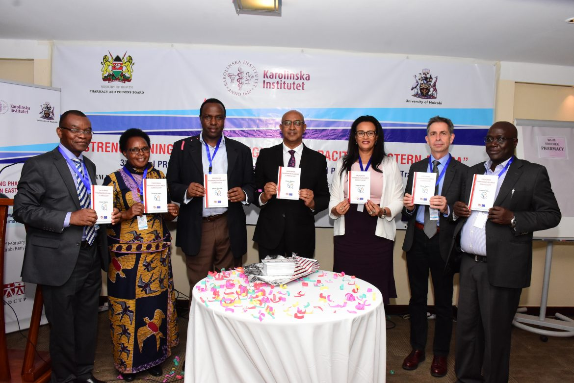 Launching of the PROFORMA Undergraduate PV curriculum, February 2020, Kenya
